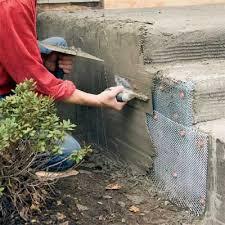 Diy concrete step Repair How To Clad Concrete Steps In Stone Diy Concrete Steps Concrete Porch Pinterest How To Clad Concrete Steps In Stone Diy Concrete Steps Concrete