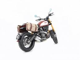 hepco becker legacy side bags holder for ducati scrambler allows to