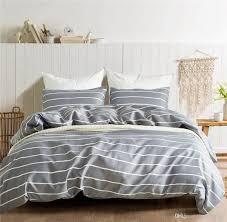 bedroom waterproof duvet cover luxury clover sports tide