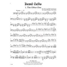 Dead Cello - Music by the Grateful Dead - for Solo Cello - arranged by Aaron  Minsky - Latham Music   SHAR Music - sharmusic.com