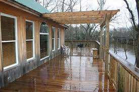 rain exposed wooden decks 5 dos and don ts