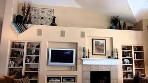 Vaulted Ceiling Decorating Living Room Extraordinary Vaulted Ceiling Decorating Ideas Living Room For