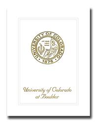 Formal Graduation Announcement Cu Book Store Personalized