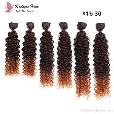 18 Inch Hair Chart Pack 14 18inch Jerry Curly Synthetic Hair Weave Ombre Color Sew In Hair Extensions One Pack Full Head No Shedding Remy Hair Weaves Virgin Remy Hair
