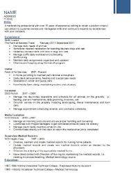 Resume Ece