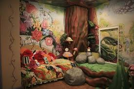 Exceptional Alice In Wonderland Mural | Alice In Wonderland Mural! | Alice In Wonderland  Decor Ideas