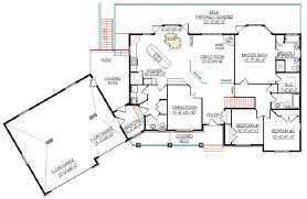 modern angled garage house plans plan designs dream home building 68079