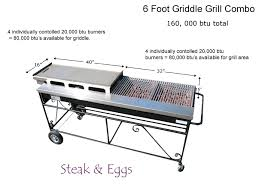 gas grill griddle combo pictures