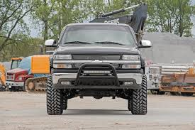 6in Suspension Lift Kit for 99-06 Chevy / GMC 4wd 1500 Pickup ...