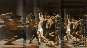 r ticism art encyclopedia the flagellation of our lord jesus christ 1880 © william bouguereau