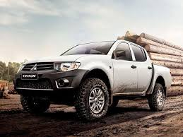 Could Mitsubishi Be Planning A New Truck For The US?   CarBuzz