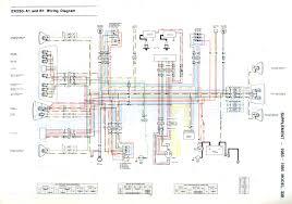 kawasaki z250 wiring diagram kawasaki wiring diagrams online