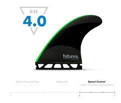 Futures Fins John John M Techflex Balanced Surf Fins
