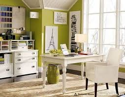 simple home furniture. green white themed small home office ideas for homes with table and whie chair wall glass window minimalist interior house simple furniture