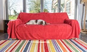 cotton towelling sofa throw blankets throws