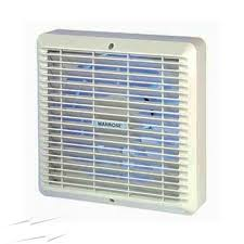 fan extractor. manrose xfs230mp 230mm manual extractor fan with pull cord operated internal backdraught shutters