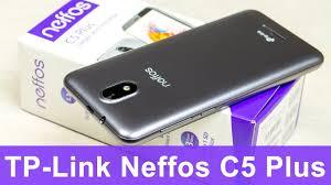 TP-Link <b>Neffos</b> C5 Plus - 3G смартфон c экраном 18:9 на Android Go
