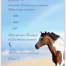 56 Spruch Trauer Pferd