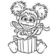Top 15 Free Printable Sesame Street Coloring Pages Online Party