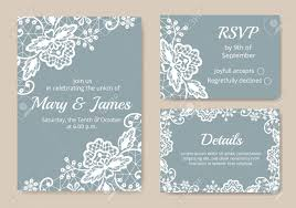 Weding Card Designs Set Of Wedding Card Designs