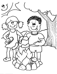 Small Picture colorwithfuncom Camping Coloring Pages For Kids Coloring