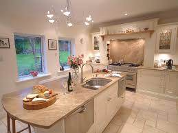 Cream Kitchen cream kitchen ideas with wooden flooring and countertop ideas 4 8901 by xevi.us