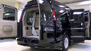 2014 Chevrolet Express AWD Limited W - YouTube