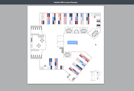 Planning To Plan Flow Chart Office Space Floor Plan Software Lucidchart