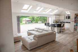 Living Room Extension Rear House Extension Whitchurch Builder Ben Hand Builder