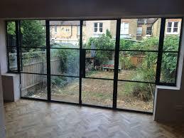 crittal... W20 steel French door \u0026 side screens ... | designer ...