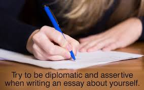 mindful tips for writing a clear and great essay about yourself