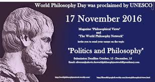 unesco world philosophy day essay contest politics  unesco world philosophy day 17 essay contest politics and philosophy global ethics network