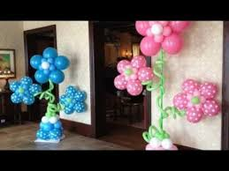 birthday party decorations at home simple very easy balloon