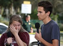 florida massacre survivors demand gun the powerful calls to action by the teen age survivors of the