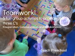 Kids crafts, free worksheets, kids activities, coloring pages, printable mazes and much more at allkidsnetwork.com. Five Simple Activities That Promote Teamwork Teach Preschool