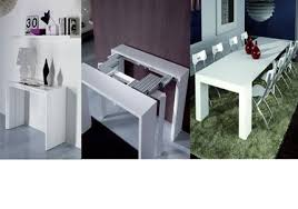 foldaway furniture. Smart Furniture For The Small Home Office · Goliath Table \u2013 Pull Out / Folding (12 Persons) Foldaway