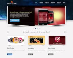 website templates download free designs web design development psd template free download psd website