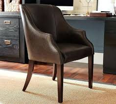 home and interior magnificent leather desk chairs of office chair west elm from the swivel without wheels ikea astounding incredible no whee
