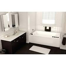 60 by 30 bathtub x x pose acrylic soaking bathtub 60 x 30 alcove tub kohler archer