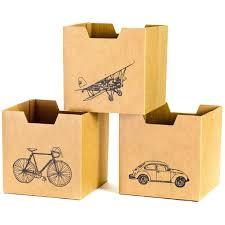 Cardboard Storage Box Decorative Cardboard Storage Box Decorative City Print Kids Cardboard Storage 62