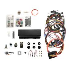 painless performance 10113 bronco wiring harness 28 circuit direct painless wiring fuse block at Painless Wiring Harness