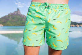 Watermelons Bananas Womens <b>Summer Beach</b> Shorts Boardshort ...