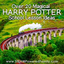harry potter school lessons and activities that teach science and stem like magic