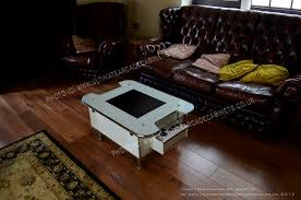 arcade coffee table patented designed and only available from us