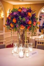 50+ Vibrant and Fun Fall Wedding Centerpieces
