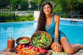 Feature Interview Fullyraw Kristina On The 80 10 10 Diet