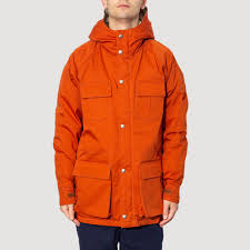 Deerhunter Jacket Size Chart Deer Hunter Parka Insulated Dark Orange
