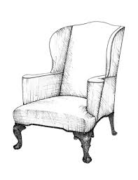 chair design drawing. LuxDeco Style Guide Chair Design Drawing