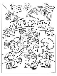 Voorbeeld Kleurplaat Met Afdruksponsoring