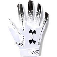 Ua Football Glove Size Chart Mens Ua F6 Football Gloves Item 1304694